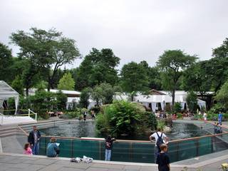 Der Central Park Zoo in New York
