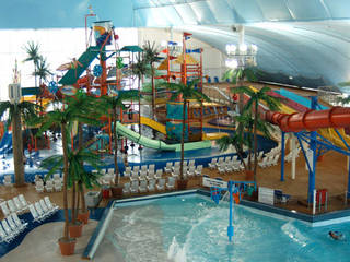 Fallsview Indoor Waterpark  © Fallsview Indoor Waterpark