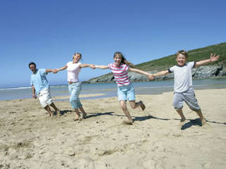 Crantock Beach Holiday Park © Crantock Beach Holiday Park